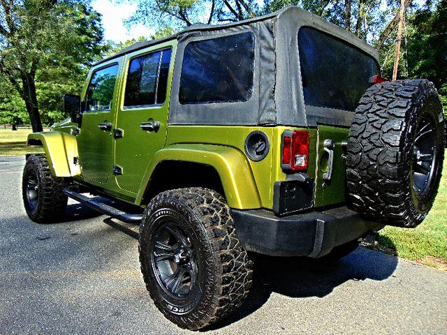 2007 Jeep Wrangler Unlimited Sahara Leesburg, Virginia 3