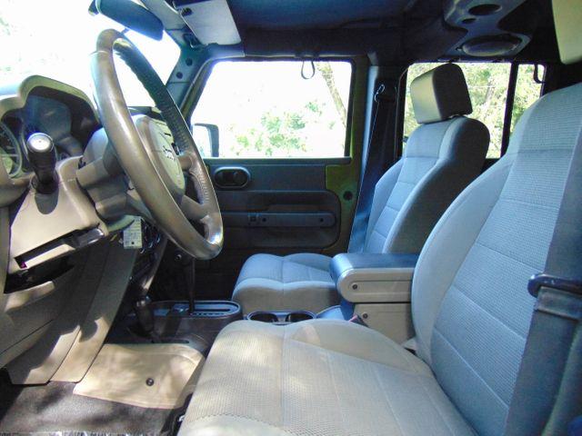 2007 Jeep Wrangler Unlimited Sahara Leesburg, Virginia 11