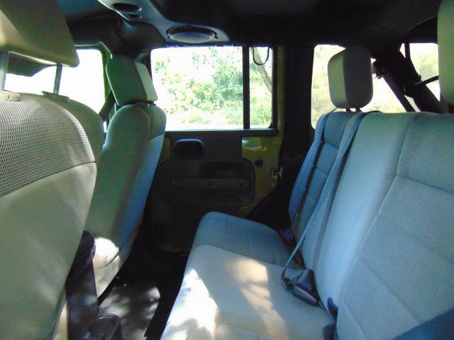 2007 Jeep Wrangler Unlimited Sahara Leesburg, Virginia 17