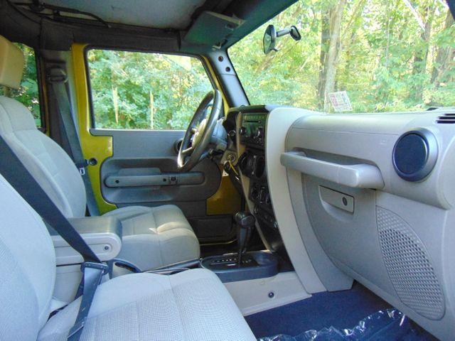 2007 Jeep Wrangler Unlimited Sahara Leesburg, Virginia 19