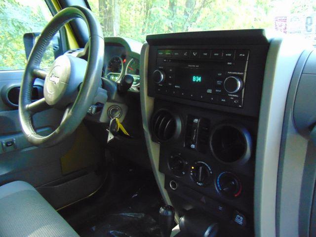 2007 Jeep Wrangler Unlimited Sahara Leesburg, Virginia 20