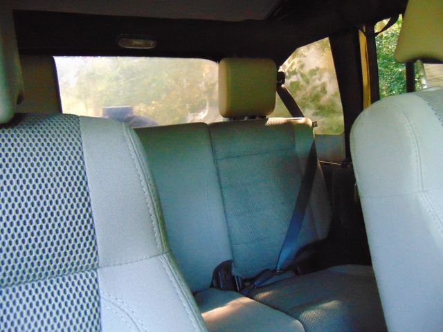 2007 Jeep Wrangler Unlimited Sahara Leesburg, Virginia 21
