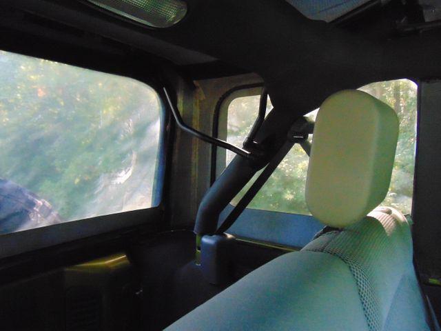 2007 Jeep Wrangler Unlimited Sahara Leesburg, Virginia 24