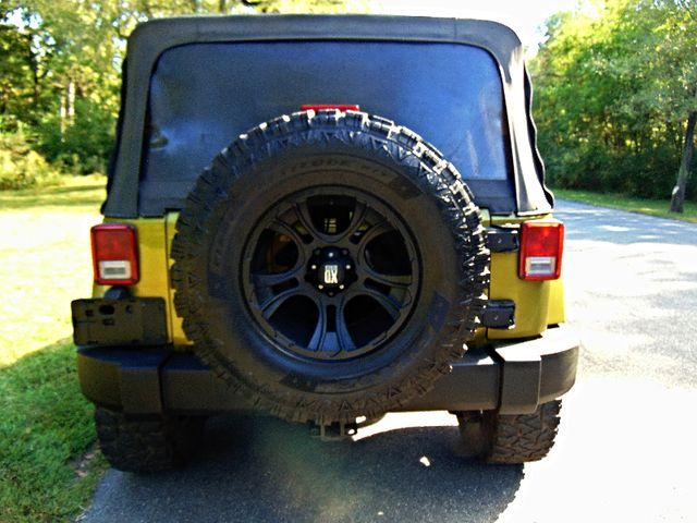 2007 Jeep Wrangler Unlimited Sahara Leesburg, Virginia 7