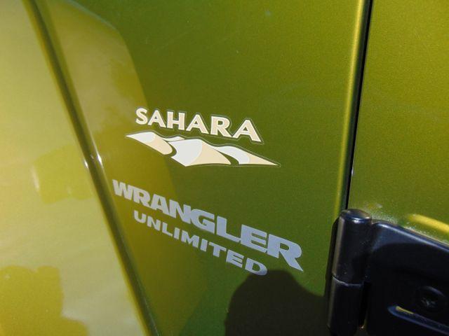 2007 Jeep Wrangler Unlimited Sahara Leesburg, Virginia 8