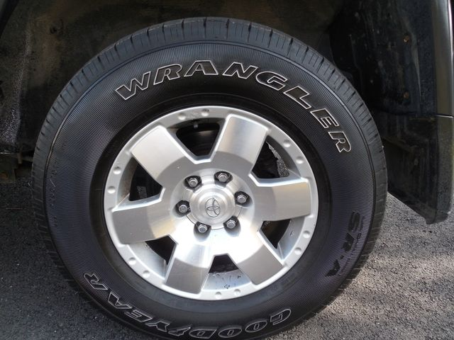 2007 Toyota FJ Cruiser 6-SPEED MANUAL W/OFF ROAD PKG Leesburg, Virginia 48