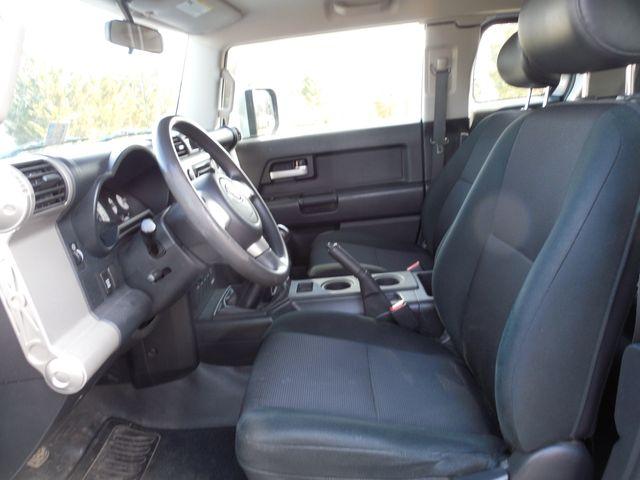 2007 Toyota FJ Cruiser 6-SPEED MANUAL W/OFF ROAD PKG Leesburg, Virginia 18