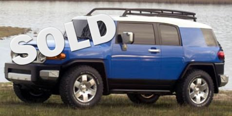 2007 Toyota FJ Cruiser  in