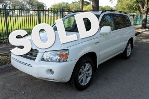 2007 Toyota HIGHLANDER HYBRID in , Florida
