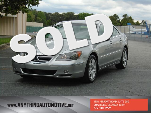 used acura rl for sale douglasville ga cargurus