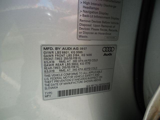 2008 Audi Q7 3.6L Premium Leesburg, Virginia 30