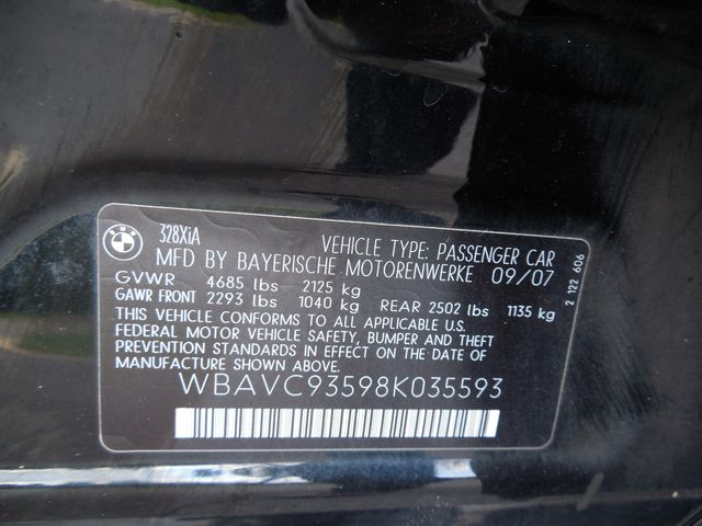 2008 BMW 328xi AWD Leesburg, Virginia 29