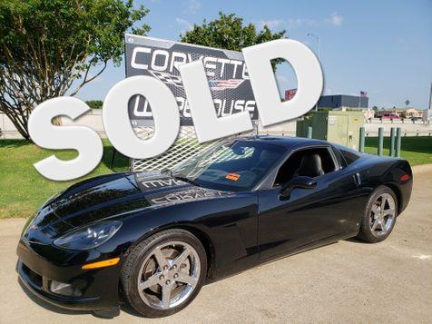 2008 Chevrolet Corvette Coupe 3LT, Auto, NAV, Chrome Wheels, Only 40k! | Dallas, Texas | Corvette Warehouse  in Dallas, Texas