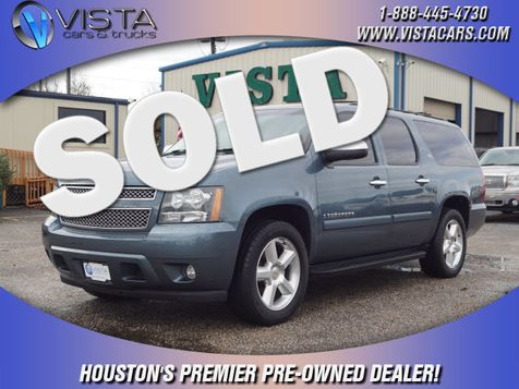 2008 Chevrolet Suburban LTZ in Houston, Texas