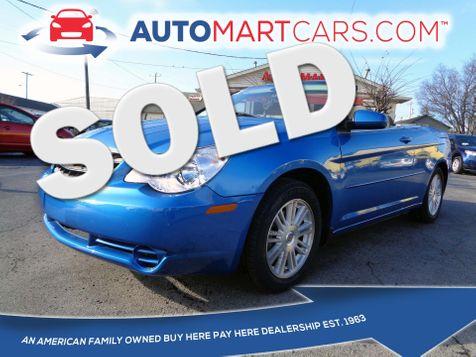 2008 Chrysler Sebring Touring | Nashville, Tennessee | Auto Mart Used Cars Inc. in Nashville, Tennessee