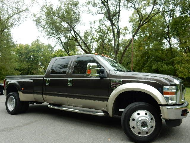 2008 Ford Super Duty F-450 DRW Lariat Leesburg, Virginia 2