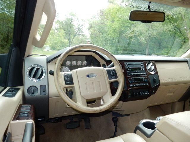 2008 Ford Super Duty F-450 DRW Lariat Leesburg, Virginia 44