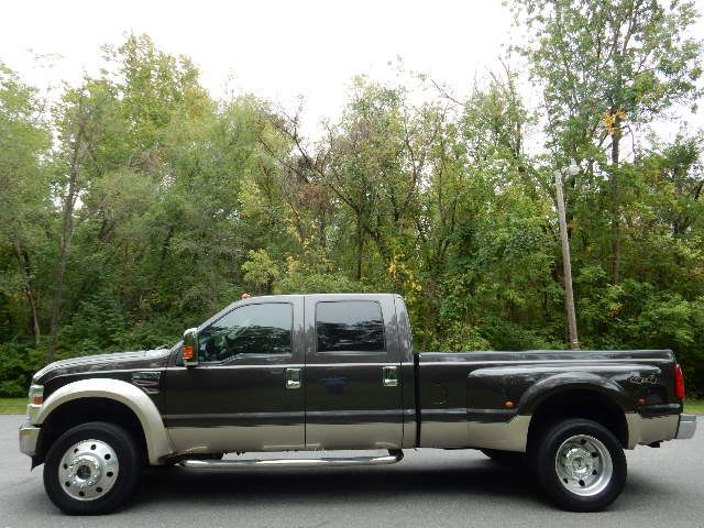 2008 Ford Super Duty F-450 DRW Lariat Leesburg, Virginia 10