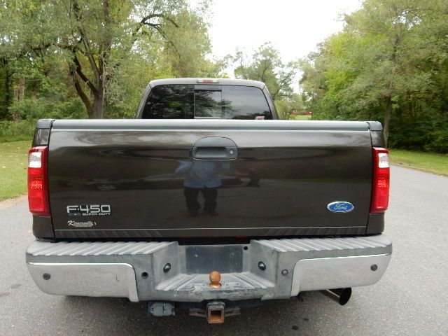 2008 Ford Super Duty F-450 DRW Lariat Leesburg, Virginia 14