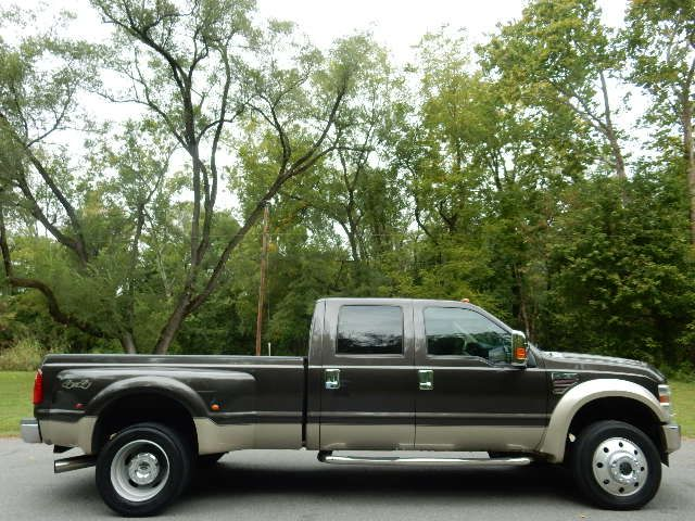 2008 Ford Super Duty F-450 DRW Lariat Leesburg, Virginia 8