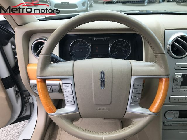 2008 Lincoln MKZ Knoxville , Tennessee 24