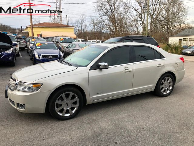 2008 Lincoln MKZ Knoxville , Tennessee 12