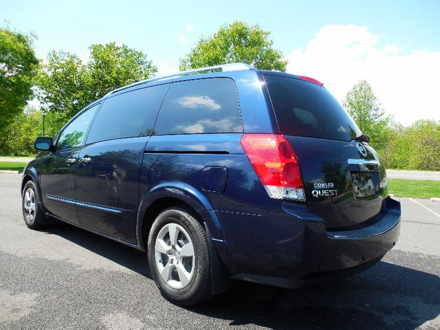 2008 Nissan Quest S Leesburg, Virginia 2