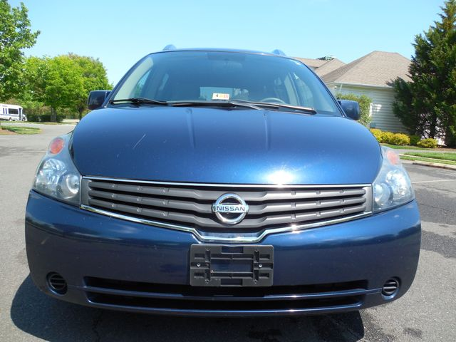 2008 Nissan Quest S Leesburg, Virginia 4