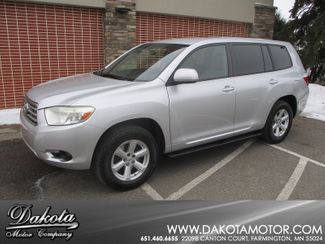 2008 Toyota Highlander Base Farmington, Minnesota