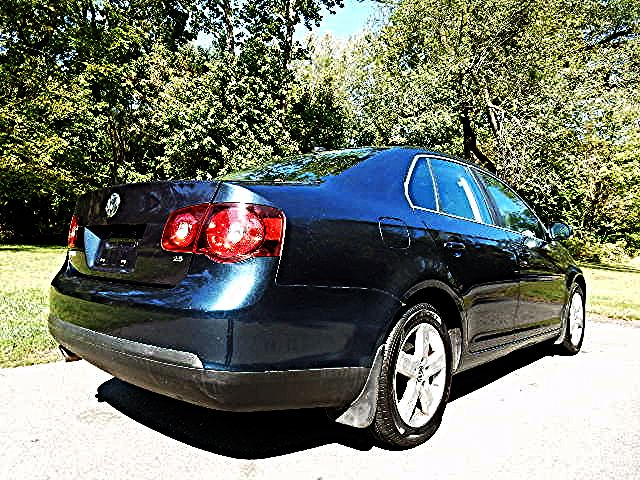 2008 Volkswagen Jetta SE Leesburg, Virginia 2