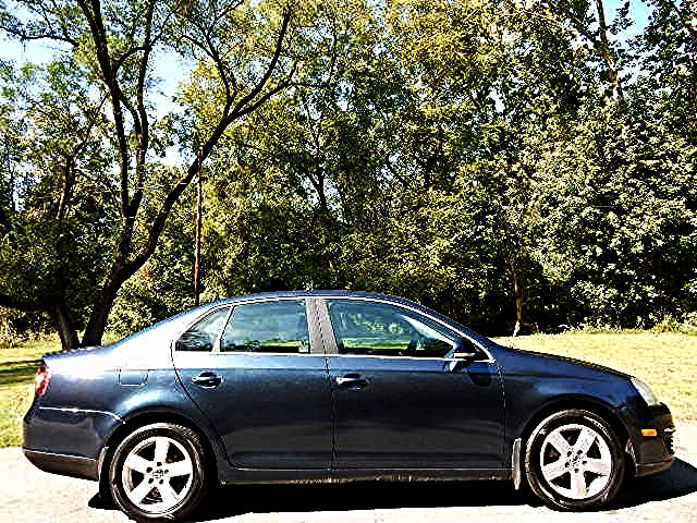 2008 Volkswagen Jetta SE Leesburg, Virginia 5