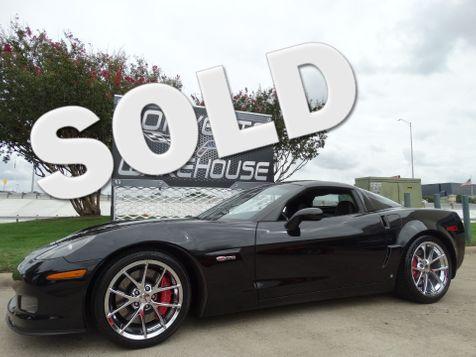 2009 Chevrolet Corvette Z06 Hardtop 3LZ, NAV, Spyder Chromes 31k!   Dallas, Texas   Corvette Warehouse  in Dallas, Texas