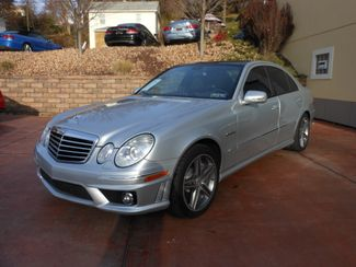 2009 Mercedes-Benz E63 6.3L AMG Bridgeville, Pennsylvania 4