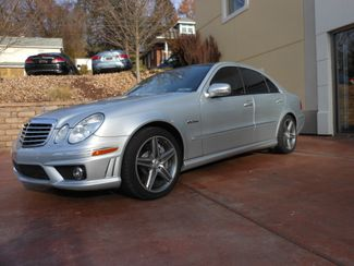 2009 Mercedes-Benz E63 6.3L AMG Bridgeville, Pennsylvania 8