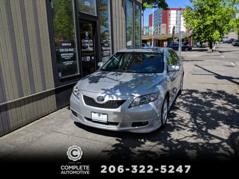 2009 Toyota Camry SE Sedan 39,000 Miles Local   History $3,943 In Factory Options in Seattle