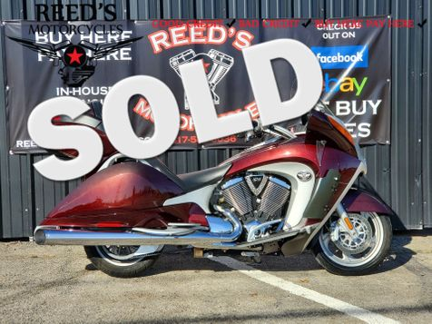 2009 Victory Vision  | Hurst, Texas | Reed's Motorcycles in Hurst, Texas