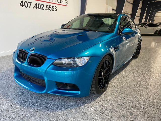 2010 BMW M Models M3 BLUE MAX Longwood, FL 13
