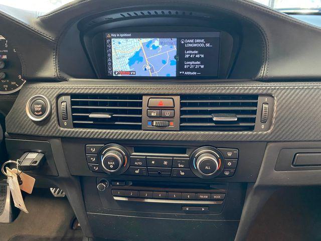 2010 BMW M Models M3 BLUE MAX Longwood, FL 23