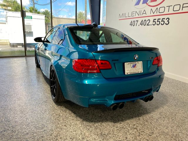 2010 BMW M Models M3 BLUE MAX Longwood, FL 3
