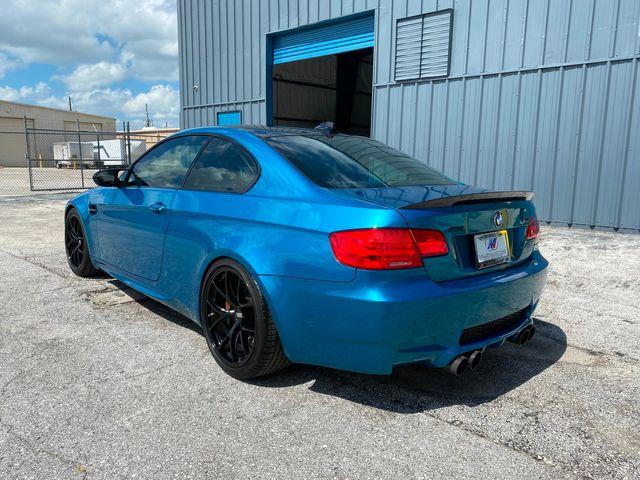 2010 BMW M Models M3 BLUE MAX Longwood, FL 48