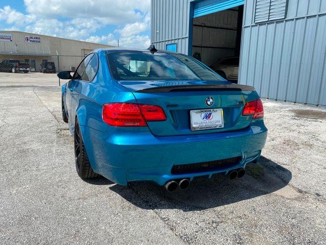 2010 BMW M Models M3 BLUE MAX Longwood, FL 49