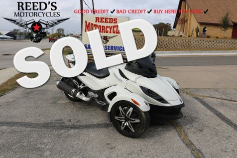 2010 Can-Am Spyder Roadster RS-S | Hurst, Texas | Reed's Motorcycles in Hurst, Texas