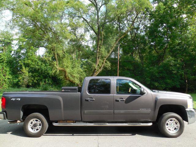 2010 Chevrolet Silverado 2500HD LT 4X4 Leesburg, Virginia 4