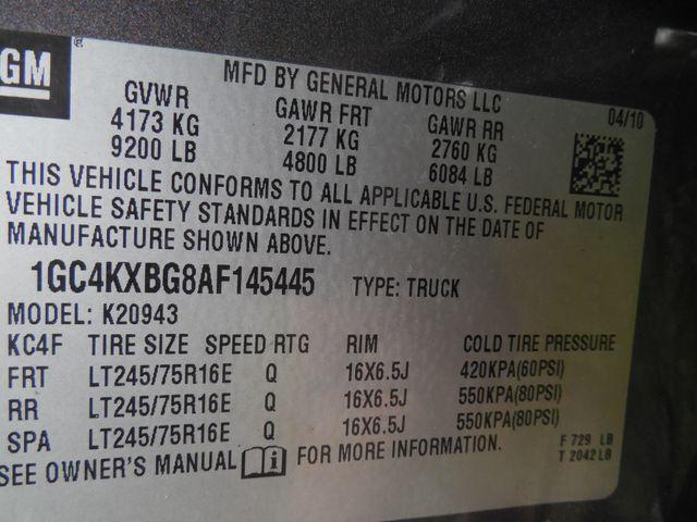 2010 Chevrolet Silverado 2500HD LT 4X4 Leesburg, Virginia 36