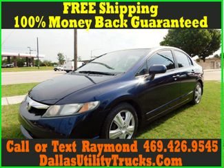 2010 Honda Civic LX Irving, Texas