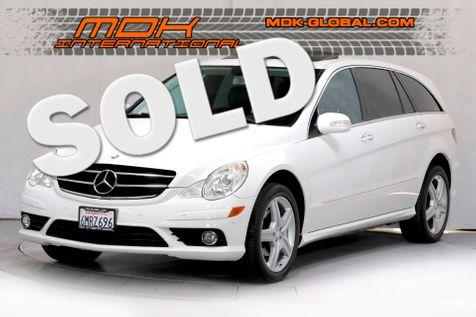 2010 Mercedes-Benz R 350 - AMG Sport Appearance pkg - P1 Pkg - Back up cam in Los Angeles