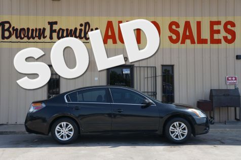 2010 Nissan ALTIMA BASE | Houston, TX | Brown Family Auto Sales in Houston, TX