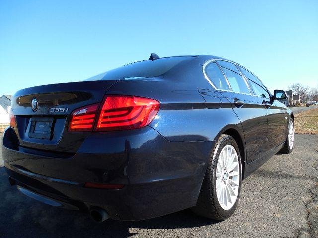 2011 BMW 535i Leesburg, Virginia 2