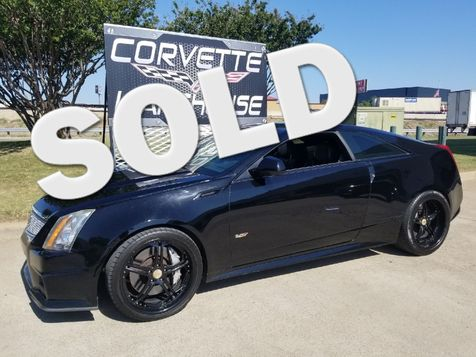 2011 Cadillac V-Series Coupe CTS Auto, Sunroof, NAV, Black Alloys! | Dallas, Texas | Corvette Warehouse  in Dallas, Texas