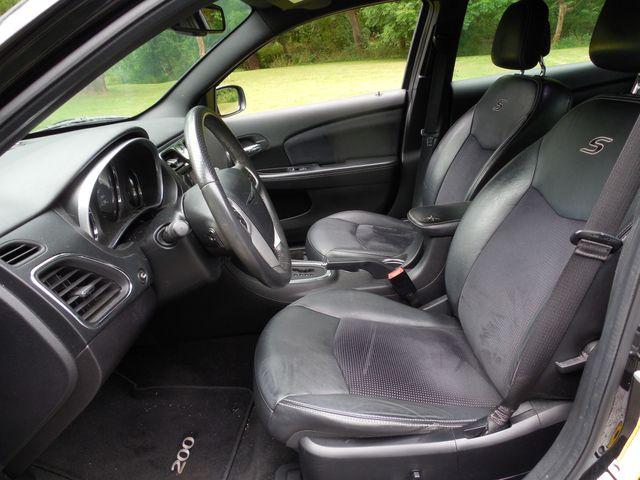 2011 Chrysler 200 S Leesburg, Virginia 9